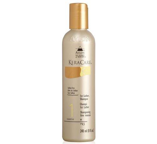 KeraCare 1. Schaum Sulfatfreies Shampoo