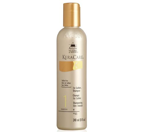 KeraCare 1st Lather Sulfate-free Shampoo