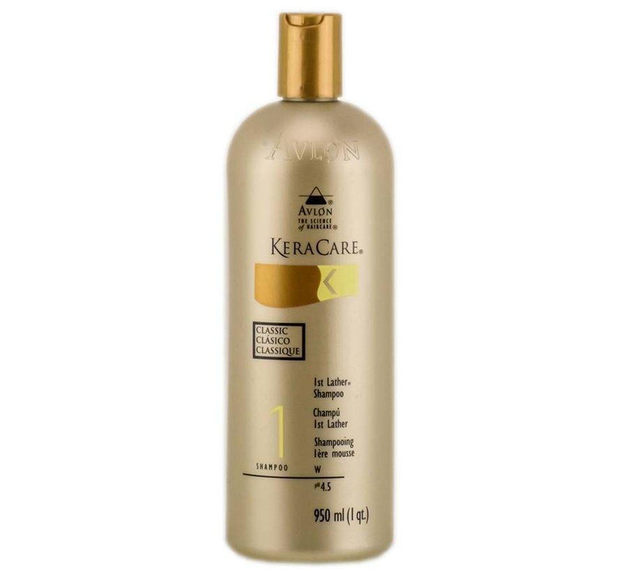 1. Schaum Sulfatfreies Shampoo