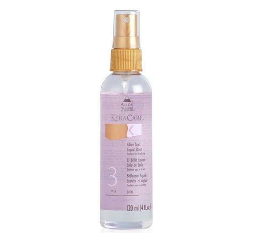 KeraCare Silken Seal Liquid Sheen Spray - 120ml