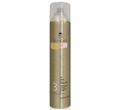 KeraCare Oil Sheen Spray Humidity Block - 312gr.