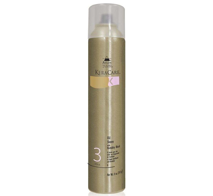 Oil Sheen Spray Humidity Block - 312gr.