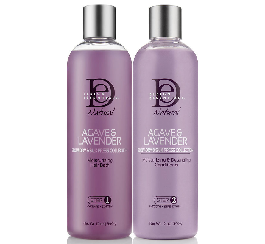 Agave & Lavender Moisturizing Set