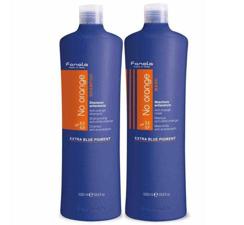 Fanola No Orange Liter - Set