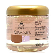 KeraCare Protein Styling Gel - Clear