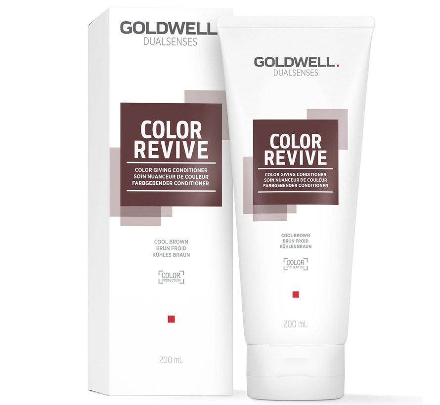 Dualsenses Color Revive Conditioner Cool Brown - 200ml