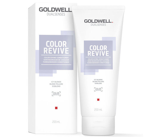 Goldwell Dualsenses Color Revive Conditioner Icy Blonde - 200ml