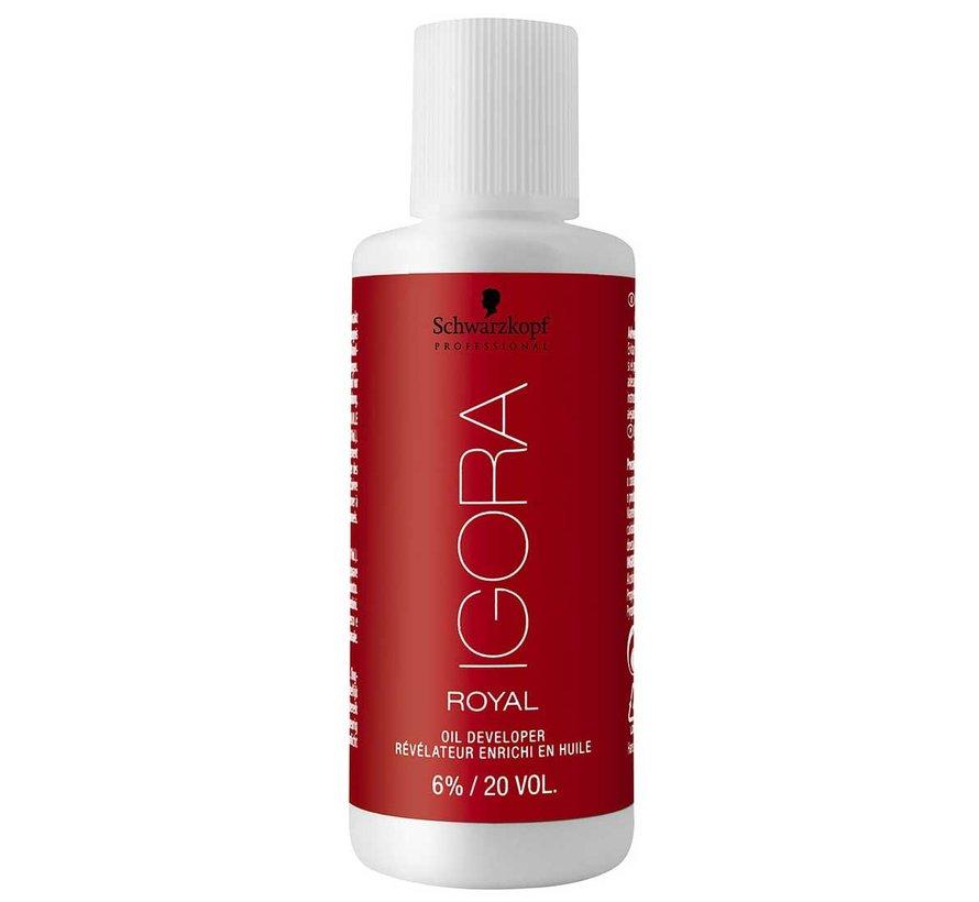 Igora Royal Oil Developer - 60ml