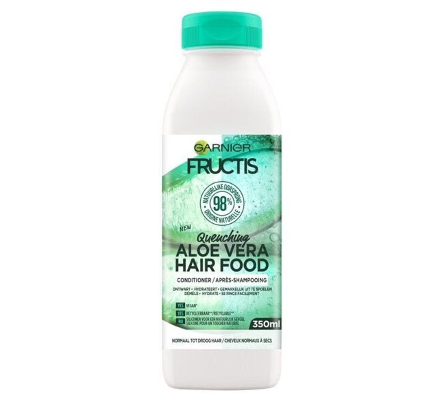 Fructis - Aloe Vera Hair Food Conditioner - 350ml