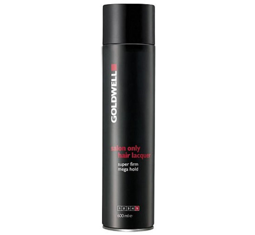 Super Firm Mega Hold Spray - 600ml