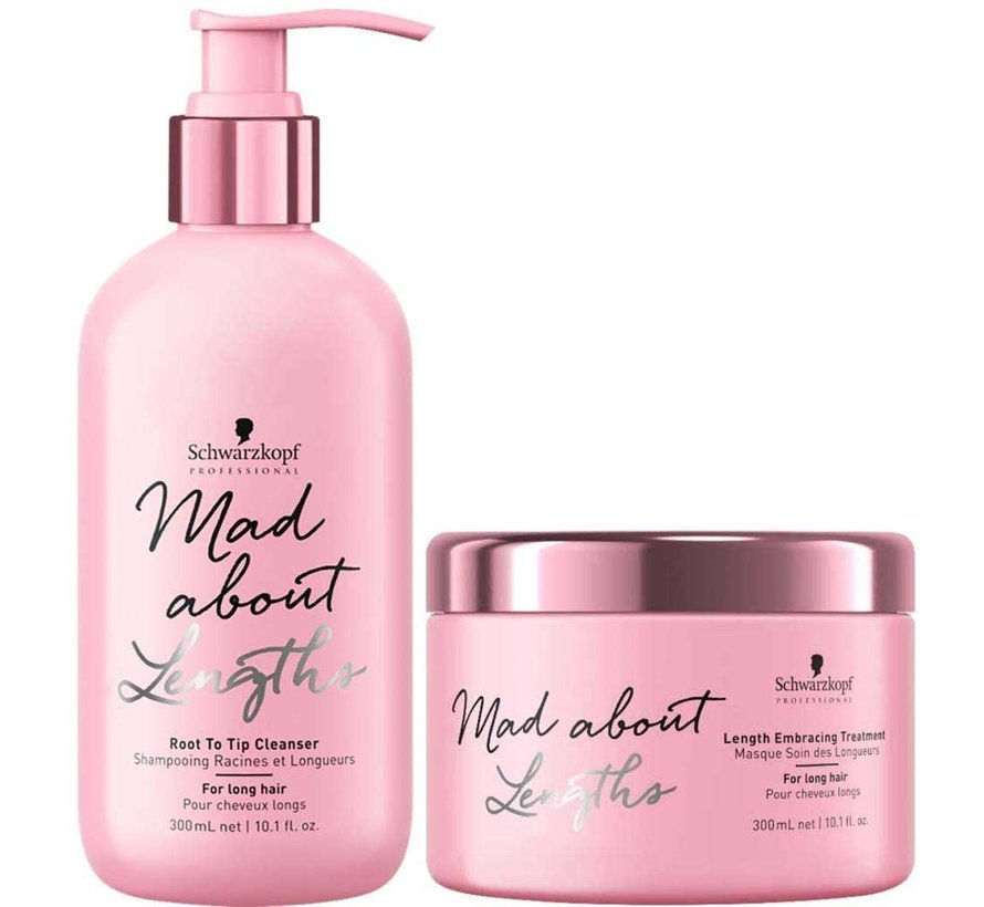 Mad About Lengths Care - Set