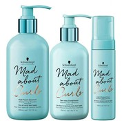 Schwarzkopf Mad About Curls High Foam Set