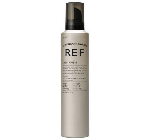 REF Fiber Smooth Mousse 345