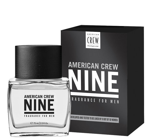 American Crew Nine Parfum for Men - 75ml