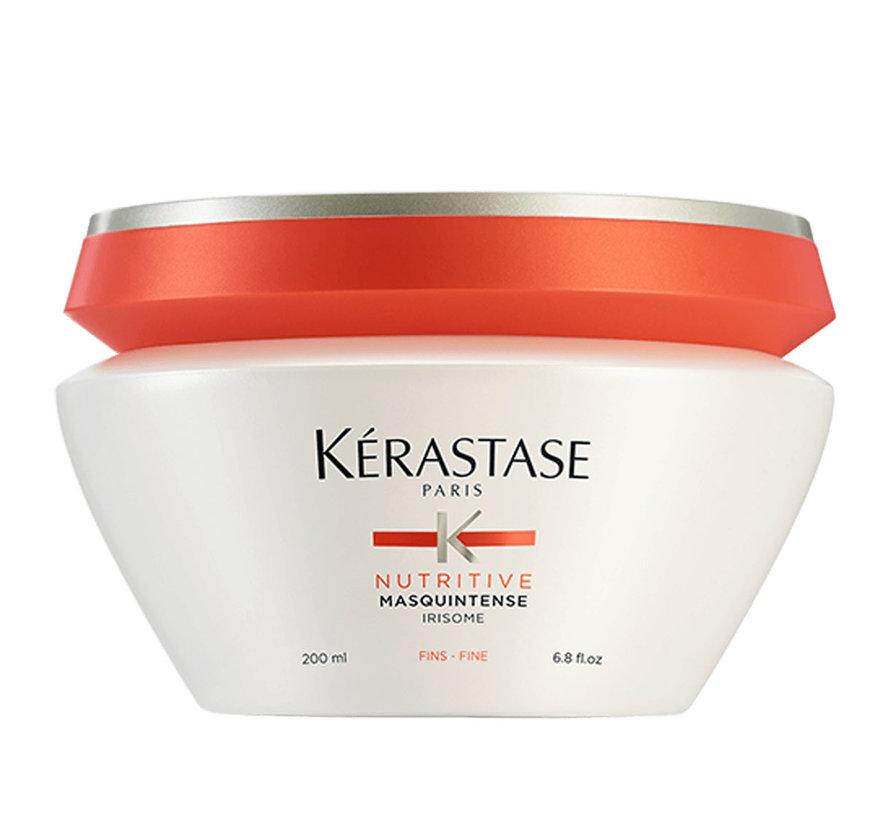 Nutritive Masquintense Irisome Fine Hair - 200ml