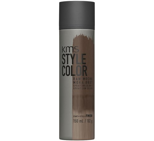 KMS California Style Color Spray Raw Mocha - 150ml
