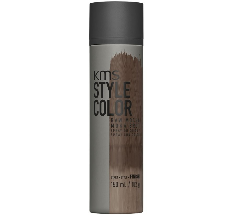 Style Color Spray Raw Mocha - 150ml