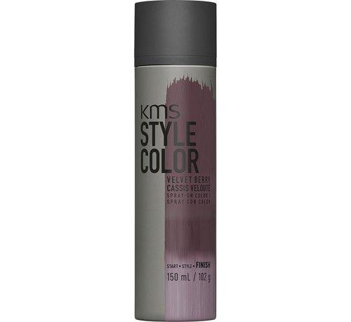 KMS California Style Color Spray Velvet Berry - 150ml