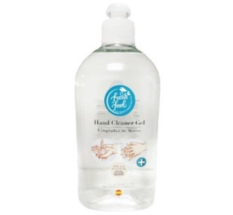 Desinfecterende Hand Cleaner Gel 70% Alcohol - 500ml