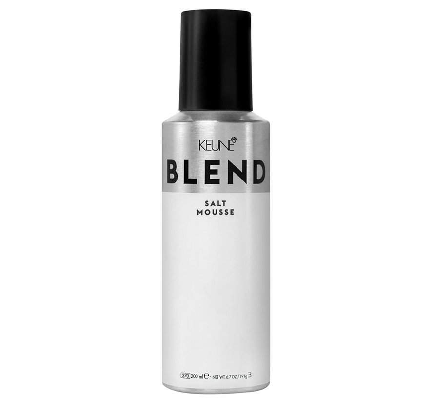 Blend Salt Mousse - 200ml