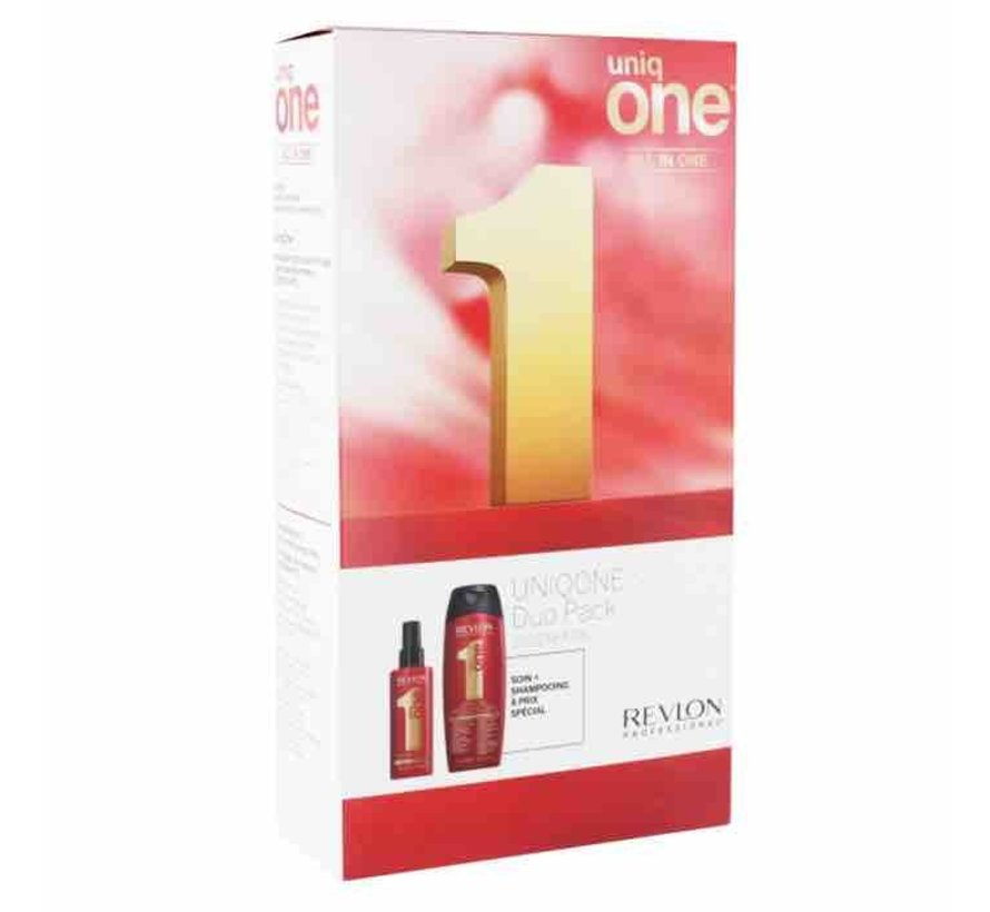 Uniq One All In One Duo Pack