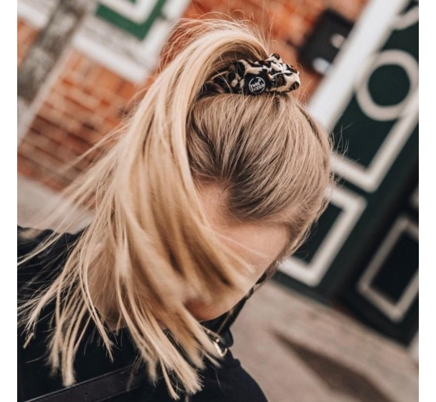 Sprunchie Velvet Purrfection