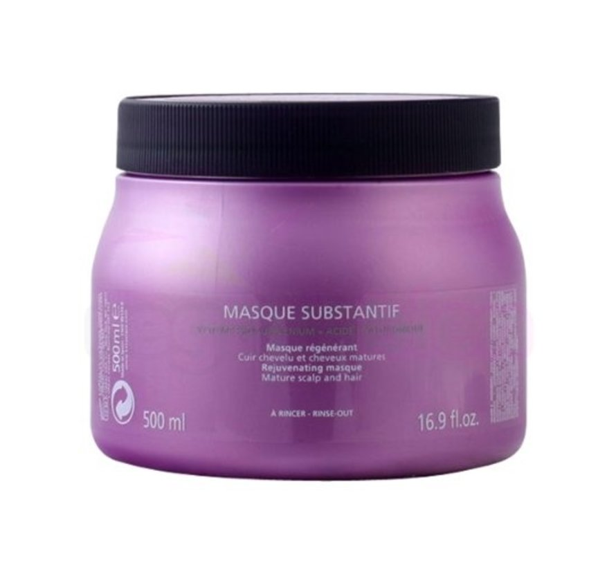 Age Premium Masque Substantif Mate Scalp And Hair - 500ml