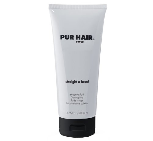 Pur Hair Straight A Head Fluid - 200ml