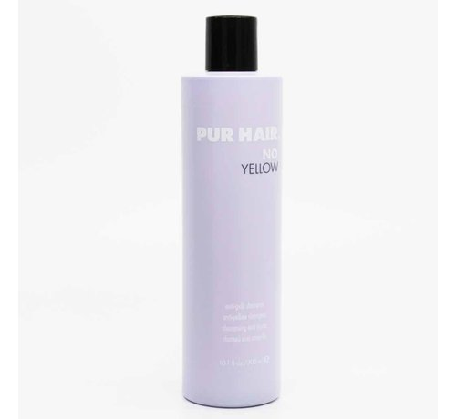 Pur Hair No Yellow Anti-Yellow Shampoo - 300ml