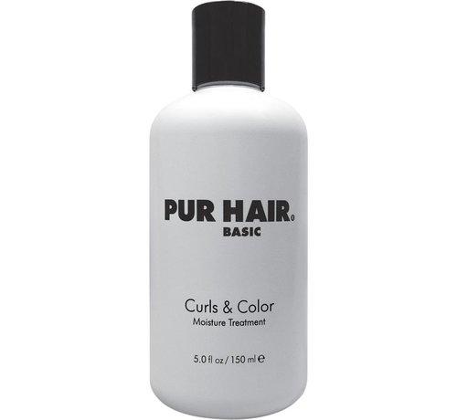 Pur Hair Curls & Color Moisture Treatment - 150ml