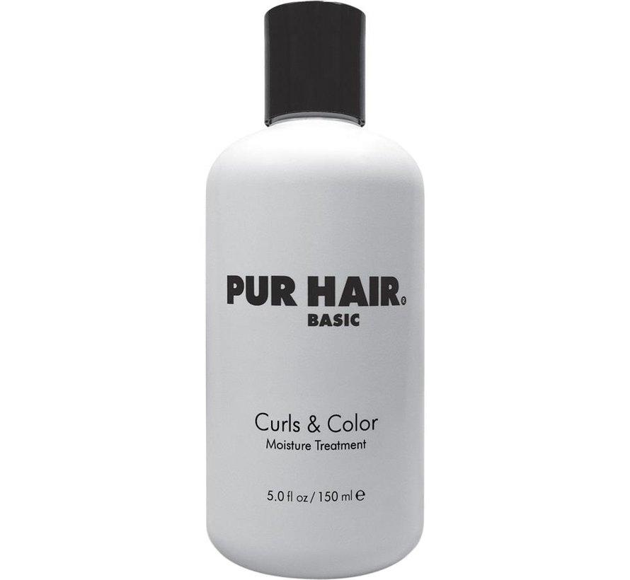 Curls & Color Moisture Treatment - 150ml