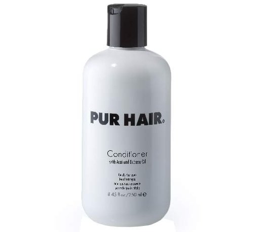 Pur Hair Conditioner With Acai & Babassu Oil - 250ml