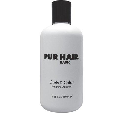 Pur Hair Moisture Shampoo With Acai & Babassu Oil - 250ml