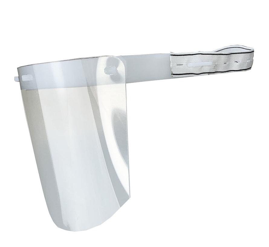 Beschermend Gezichtsmasker Transparant