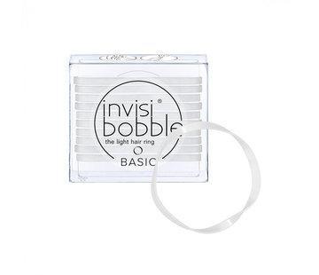 Hair Ring Crystal Clear - Basic