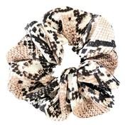 Scrunchie Snake Print