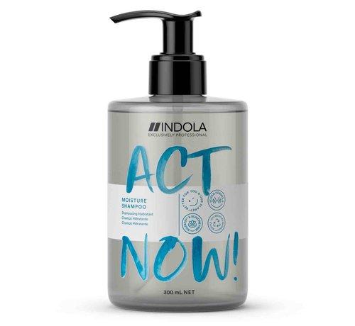 Indola ActNow Moisture Shampoo