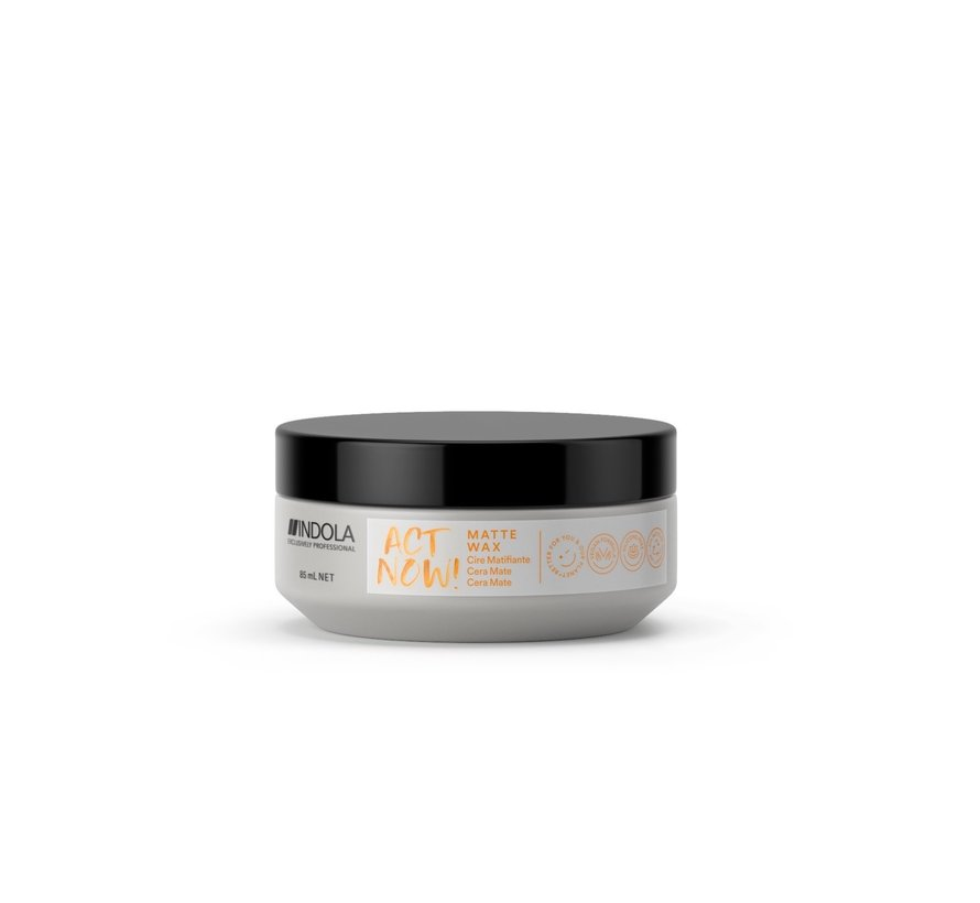 ActNow Matte Wax - 85ml