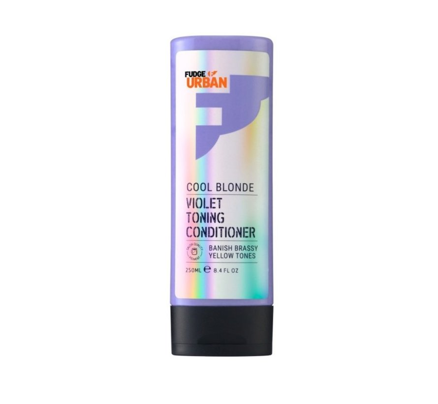 Urban Cool Blonde Violet Toning Conditioner - 250ml