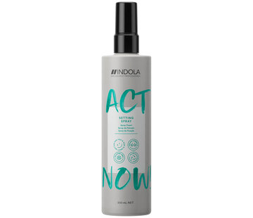 Indola ActNow Setting Spray
