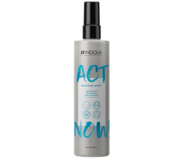 Indola ActNow Moisture Spray
