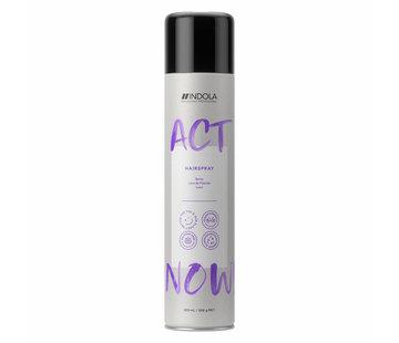 Indola ActNow Hairspray