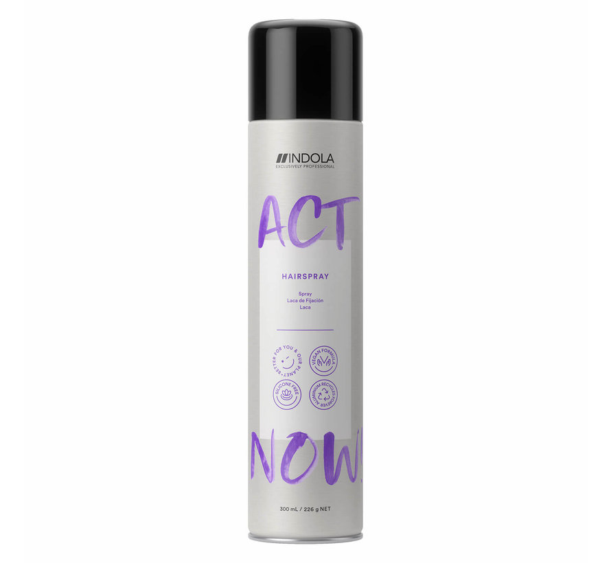 ActNow Hairspray - 300ml