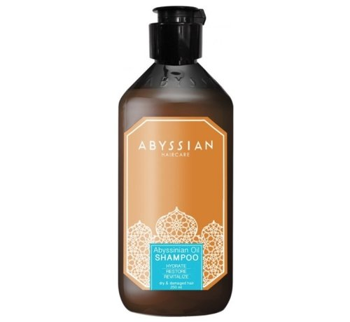Abyssian  Dry & Damaged Hair Oil Shampoo