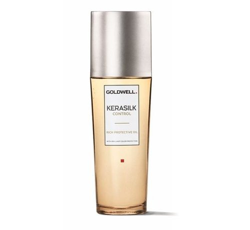 Goldwell Kerasilk Control Rich Protective Oil - 75ml