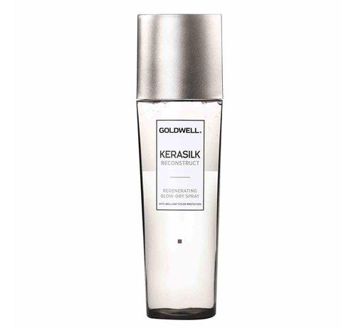 Goldwell Kerasilk Reconstruct Regenerating Blow-Dry Spray - 125ml