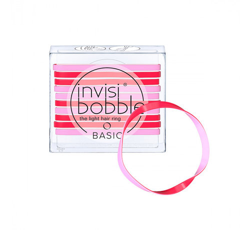 Invisibobble Traceless Hair Ring Jelly Twist - Basic