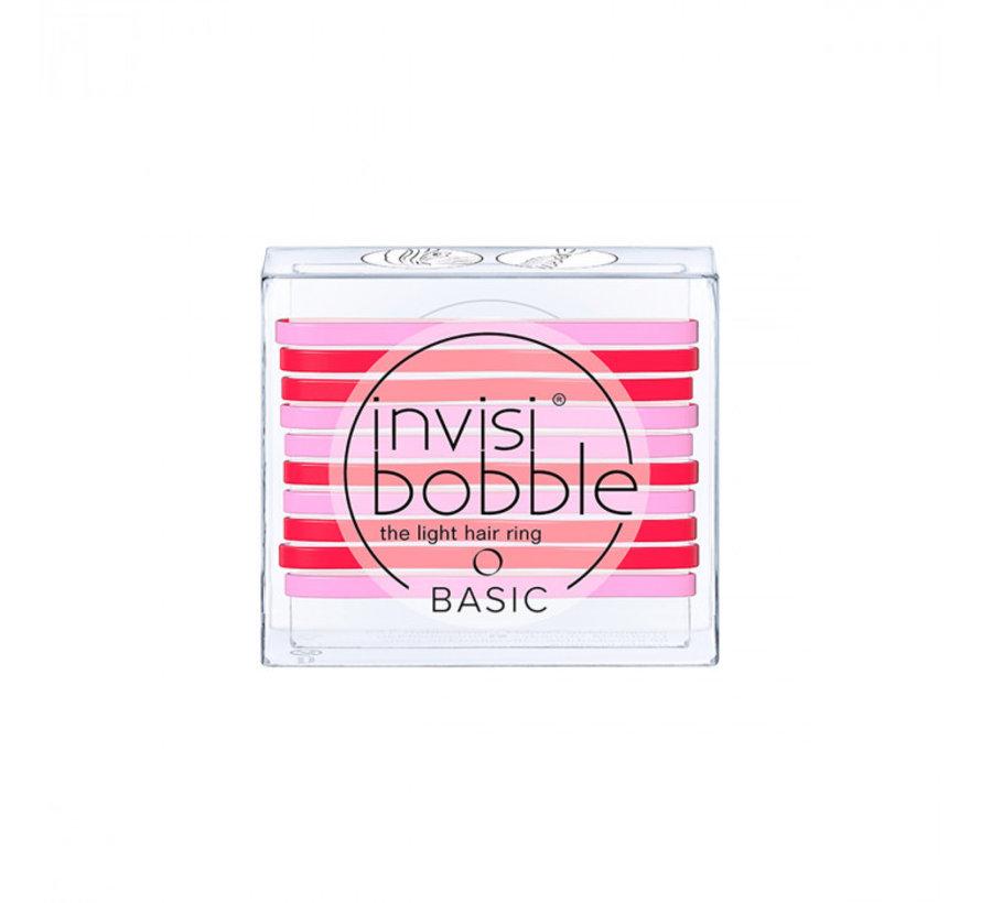 Traceless Hair Ring Jelly Twist - Basic