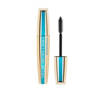 Million Lashes Waterproof Mascara