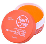 Red One Aqua Wax Oranje